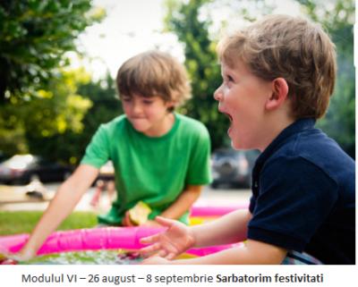 """Modulul VI – 26 august – 8 septembrie """"Legături interculturale între Germania și România"""""""